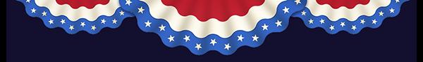 american flag pattern